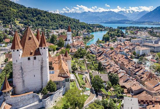 Bild von Eintritte Schloss Thun